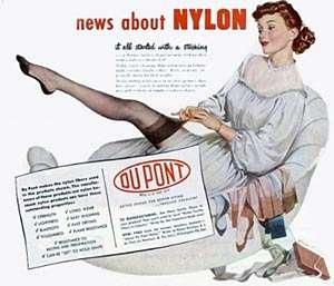 dupont nylon stockings
