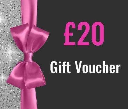 gift voucher for hosiery £20
