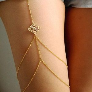 Leg Jewellery Chain