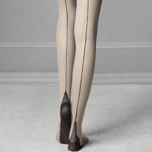 Fiore Sin, Contrast Seam Tights