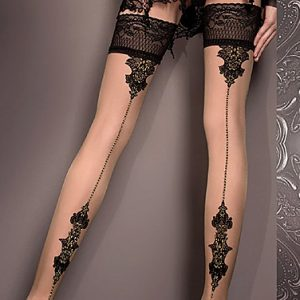 Ballerina 419 hold-up stockings