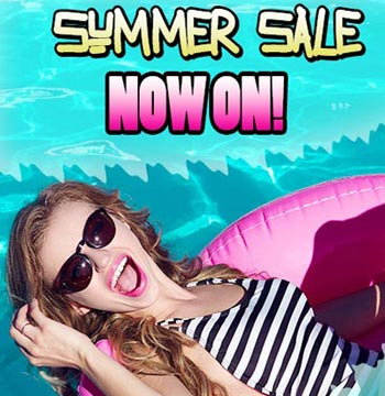 Swanky Pins Summer Sale - Retro Lingerie sale