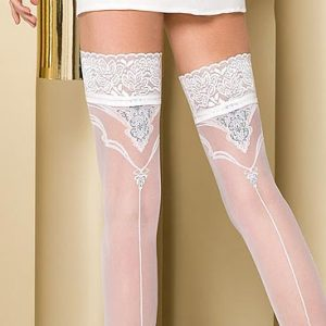 Holdup stockings with seams passion lingerie ST108