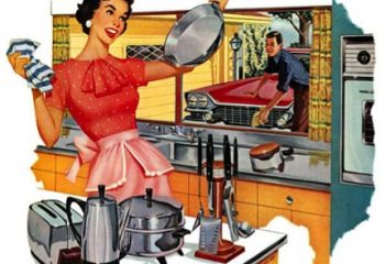 Housewives of the 1950s